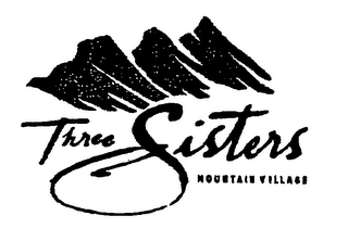 mark for THREE SISTERS MOUNTAIN VILLAGE, trademark #76536683