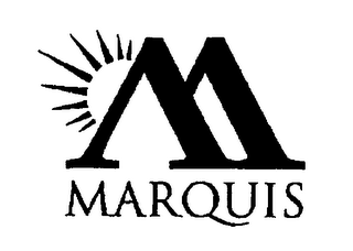 mark for M MARQUIS, trademark #76536805