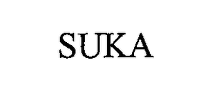mark for SUKA, trademark #76542662