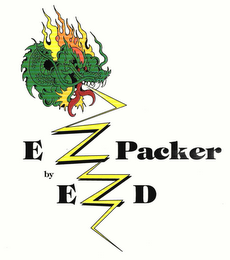 mark for EZ PACKER BY EZD, trademark #76543072