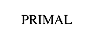 mark for PRIMAL, trademark #76543397