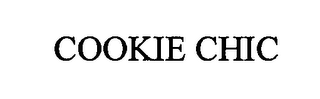 mark for COOKIE CHIC, trademark #76544336