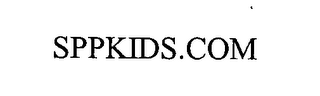 mark for SPPKIDS.COM, trademark #76547239