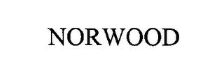 mark for NORWOOD, trademark #76548060