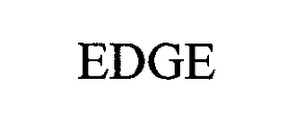 mark for EDGE, trademark #76549144
