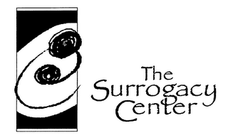 mark for THE SURROGACY CENTER, trademark #76549467