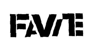 mark for FAVITE, trademark #76550080