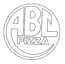 mark for ABC PIZZA, trademark #76553464