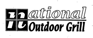 mark for NATIONAL OUTDOOR GRILL, trademark #76554301