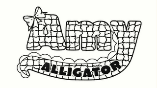 mark for AMY ALLIGATOR, trademark #76554383