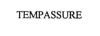 mark for TEMPASSURE, trademark #76554847