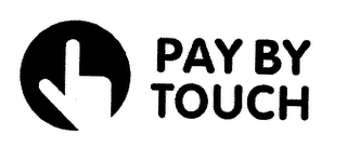 mark for PAY BY TOUCH, trademark #76555361