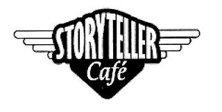 mark for STORYTELLER CAFE, trademark #76555409