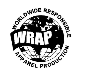 mark for WRAP WORLDWIDE RESPONSIBLE APPAREL PRODUCTION, trademark #76555733