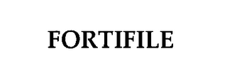 mark for FORTIFILE, trademark #76555796