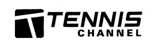 mark for T TENNIS CHANNEL, trademark #76557560