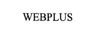 mark for WEBPLUS, trademark #76558515