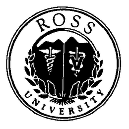 mark for ROSS UNIVERSITY, trademark #76558846