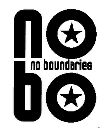 mark for NOBO NO BOUNDARIES, trademark #76559865