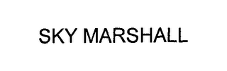 mark for SKY MARSHALL, trademark #76561960