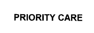 mark for PRIORITY CARE, trademark #76565312