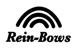 mark for REIN-BOWS, trademark #76569640