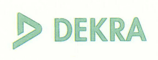 mark for DEKRA, trademark #76570130