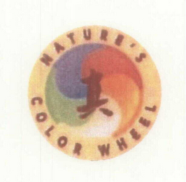 mark for NATURE'S COLOR WHEEL, trademark #76572199