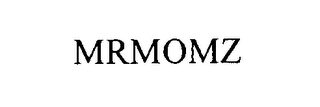 mark for MRMOMZ, trademark #76573500