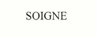 mark for SOIGNE, trademark #76575644