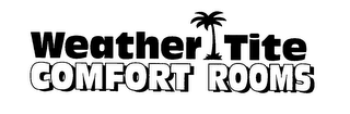 mark for WEATHER TITE COMFORT ROOMS, trademark #76576041