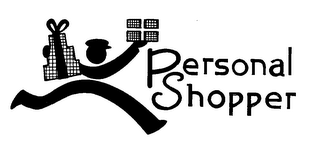 mark for PERSONAL SHOPPER, trademark #76578043