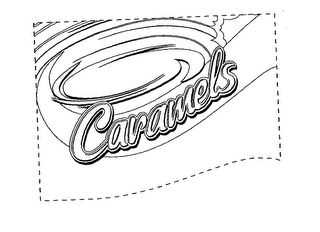 mark for CARAMELS, trademark #76578880