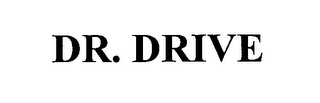 mark for DR. DRIVE, trademark #76579237