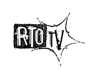 mark for RTO-TV, trademark #76579605