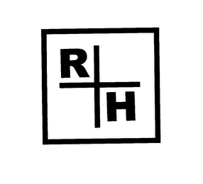 mark for R + H, trademark #76582509