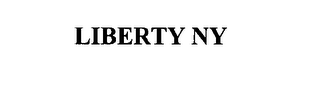 mark for LIBERTY NY, trademark #76583173
