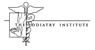 mark for THE PODIATRY INSTITUTE, trademark #76583429