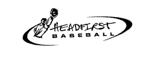 mark for HEADFIRST BASEBALL, trademark #76584040