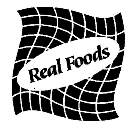 mark for REAL FOODS, trademark #76584241