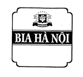 mark for BIA HÀ NOI HABECO, trademark #76584372