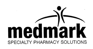 mark for MEDMARK SPECIALTY PHARMACY SOLUTIONS, trademark #76584886