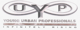 mark for YUP YOUNG URBAN PROFESSIONALS INFINITELY RISING, trademark #76586926