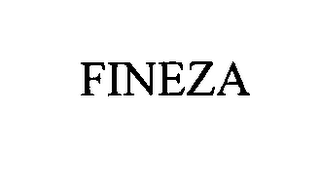 mark for FINEZA, trademark #76587196