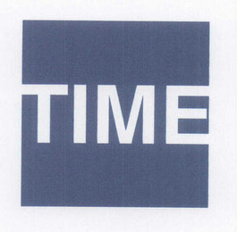 mark for TIME, trademark #76587972