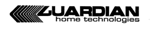 mark for GUARDIAN HOME TECHNOLOGIES, trademark #76588925