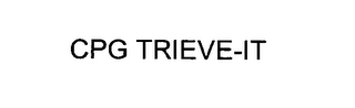 mark for CPG TRIEVE-IT, trademark #76589187