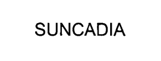 mark for SUNCADIA, trademark #76590415