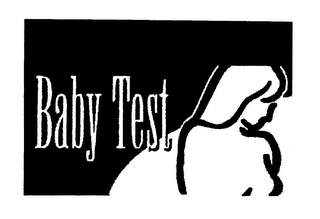 mark for BABY TEST, trademark #76591270