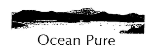 mark for OCEAN PURE, trademark #76592659